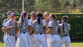 Jaguar Softball Outhit in Loss to Wingate