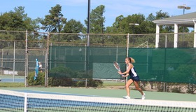 Women's Tennis Defeats Lincoln Memorial