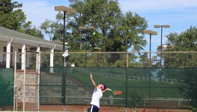 Men's Tennis Downs Lincoln Memorial