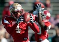 Former NFL player Myron Rolle on front lines of coronavirus battle
