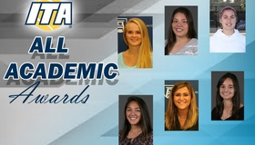 Women's Tennis Named ITA All-Academic Team, Six Honored As Scholar Athletes