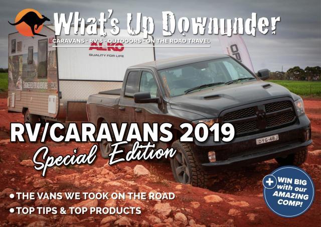 Rv/caravan 2019 special edition