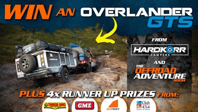 Win an overlander gts