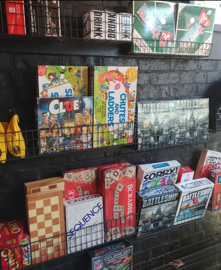 Board Games at Hobnob - Coming to Dunwoody