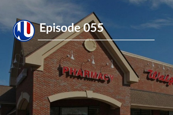 055 – Jim Riticher – (Part 3) Dunwoody Green and Local Restaurants