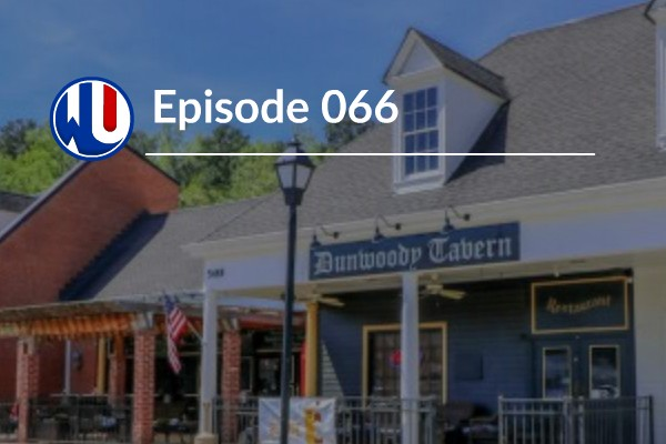 066 – Discover Dunwoody – Katie Williams and Steven Schumacher