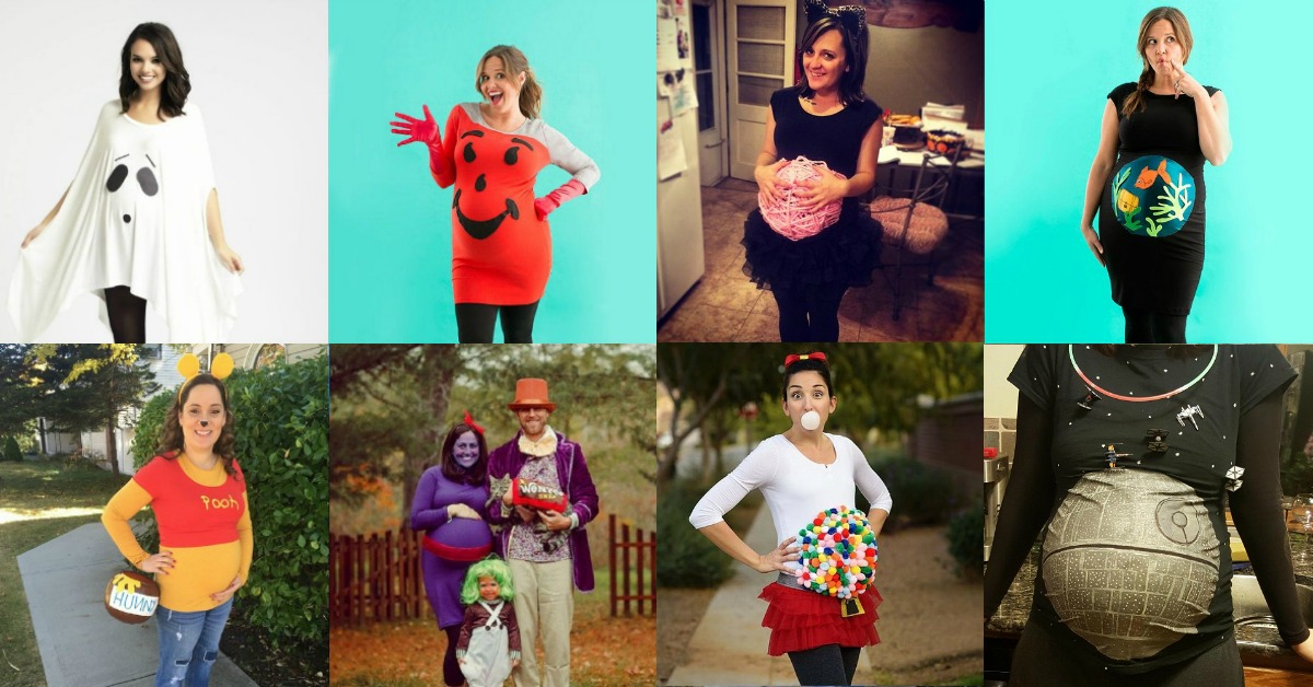 16 Pregnant Halloween Costumes Ideas That Embrace The Bump