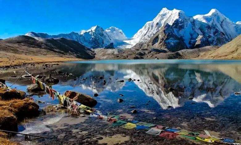 Gurdongmar Lake, Sikkim
