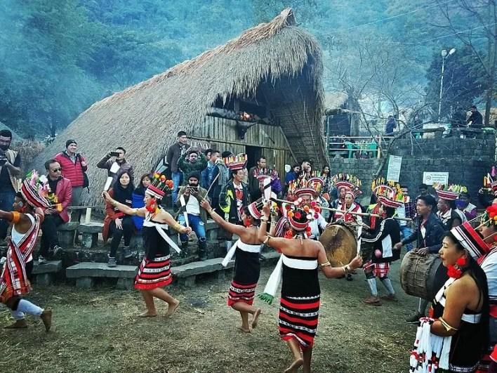 Hornbill Festival, Manipur