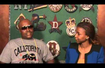 On Top Of My Game Interview with Comedian Alex Thomas