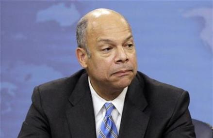 AP SOURCE: OBAMA TAPS HOMELAND SECURITY SECRETARY