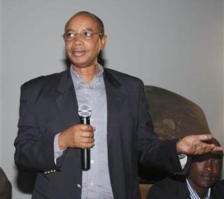 OPPOSITION: EX-RWANDAN INTELLIGENCE CHIEF KILLED