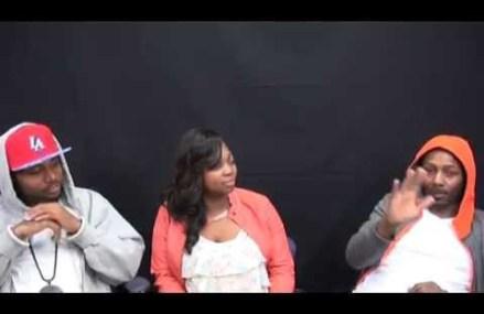 Oprah Brown Interviews Kansas City Rap Artists T Money & Bird Brown