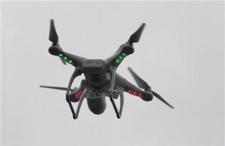 Poll: Americans skeptical of commercial drones