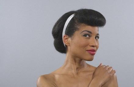 100 Years of Beauty: Marshay