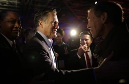 Romney shows softer side in 2016 campaign preview