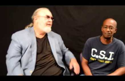 Interview with Trombone player Barry Jackson