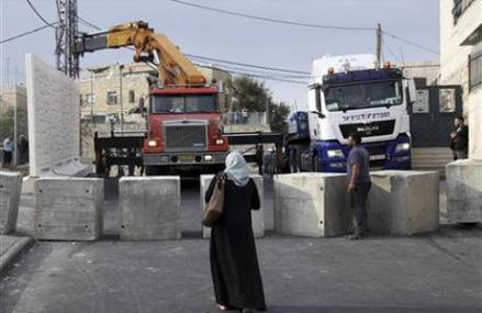 Arab attackers open fire on Israeli bus station, wounding 5