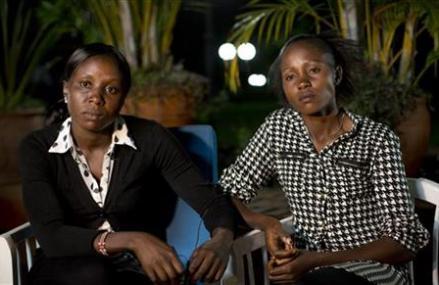 APNewsBreak: Kenya athletes allege doping bribery