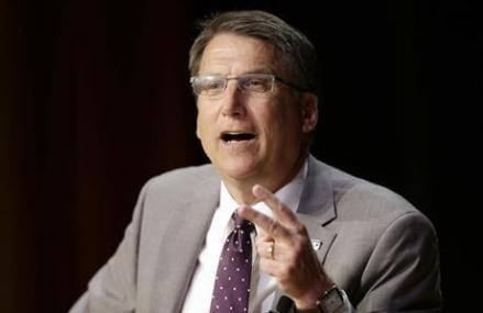 North Carolina governor files lawsuit over LGBT rights law
