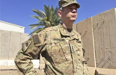 US says Iraqi forces have retaken western town of Rutba