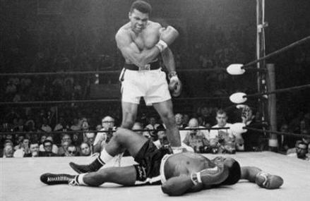 Muhammad Ali, who riveted the world as 'The Greatest,' dies