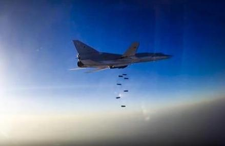 Russian warplanes take off from Iran to target IS in Syria