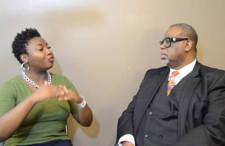 Interview With Bishop Dr.Rufus Sanders