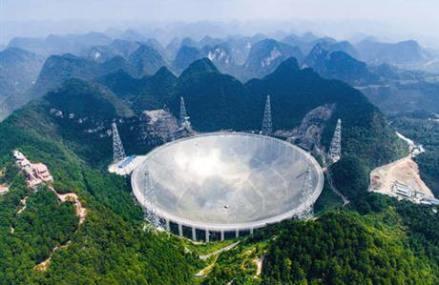 China begins operating world's largest radio telescope