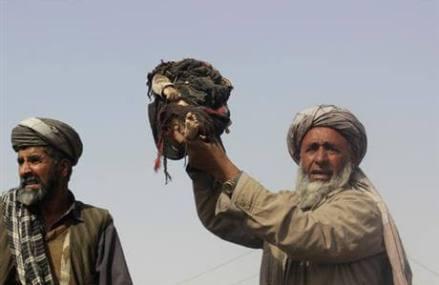 26 civilians, 2 US troops dead after Afghan raid on Taliban