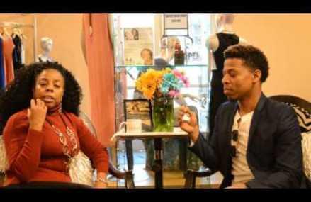 Gigi the Vegan interviews Charles Clark on the health benefits of Oil Pulling!