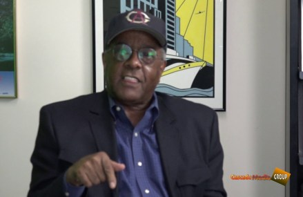 Interview with Dr. Phillip True Conversing about African history, art and technology.