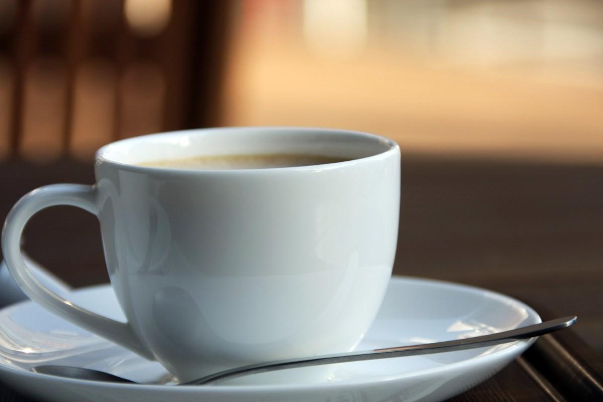 cup of coffee newport, ri