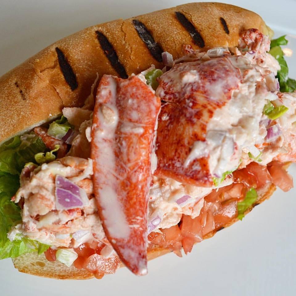 lobster roll newport