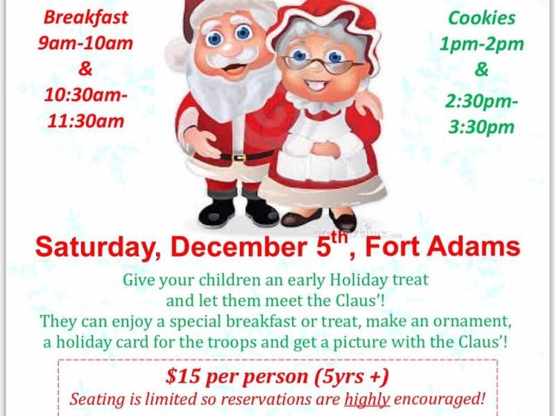 Fort Adams Santa
