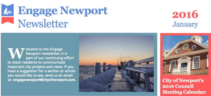 City Of Newport