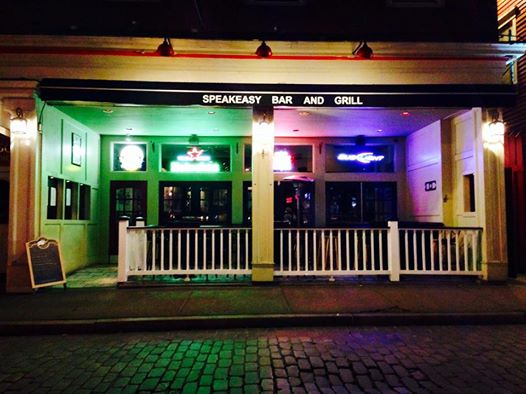 Speakeasy Bar and Grill