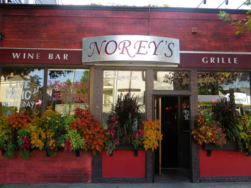 Norey's
