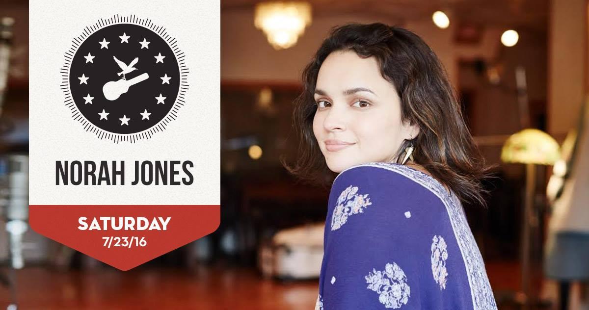 Norah Jones Newport RI