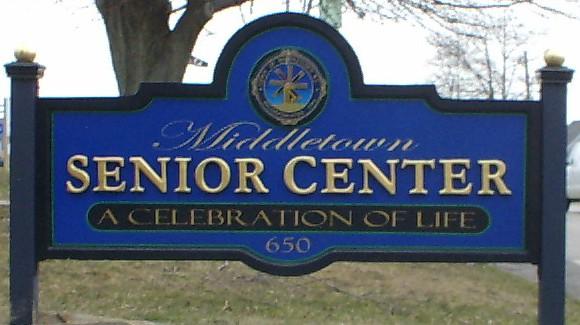 middletown senior center