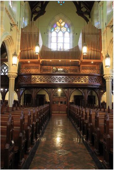 Photo Credit: St. Mary's Church