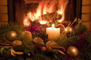 Candle & Fireplace Safety