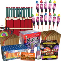 Have a blast but use home fireworks safely.