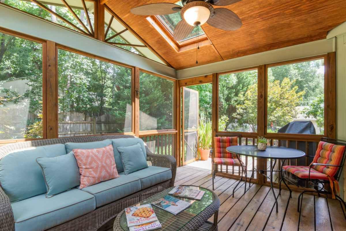 wood house table luxury