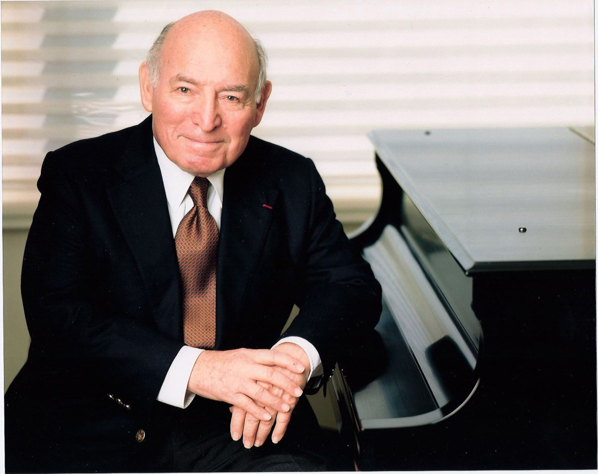 Newport Festivals co-founder George Wein dies at age 95 - What's Up Newp