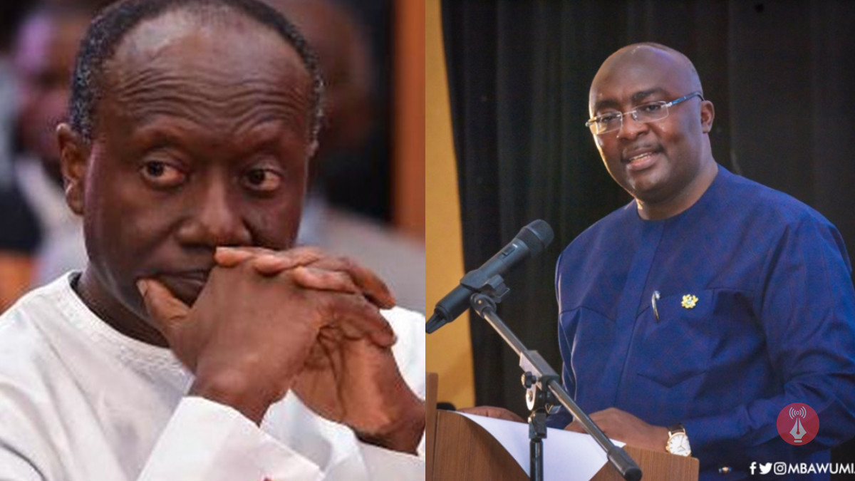 IS GHANA'S ECONOMIC RESILIENCE IN IMF LOANS – BAWUMIA AND OFORI ...