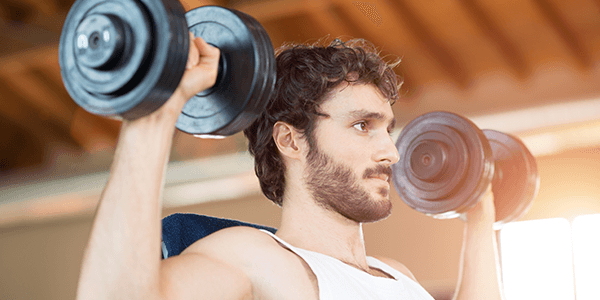 Father's Day Mens Health Tips: Weight Lifting