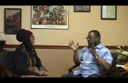 Interview with Rev Buck DeShazer Sr.