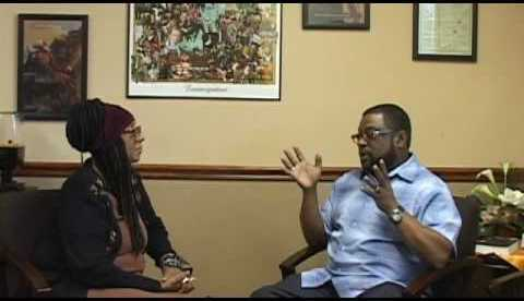 Interview with Rev Buck DeShazer Sr.