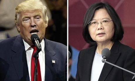 Trump speaks directly with Taiwan's leader, irking China